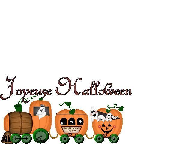 L'halloween...31 octobre!!!