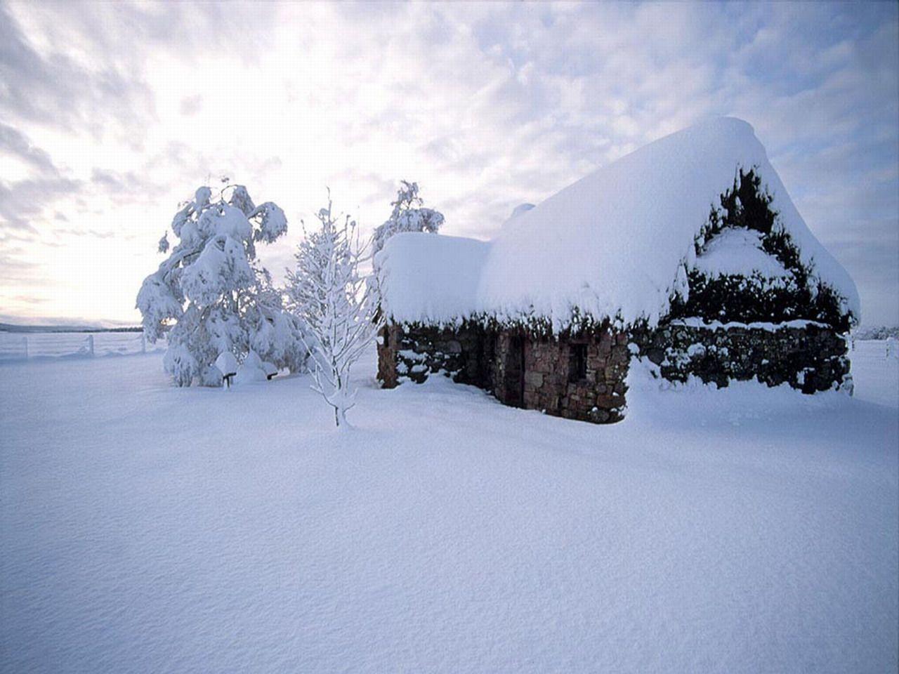 Fond d ecran hiver for Foto fond ecran
