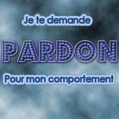 Pardon!!!
