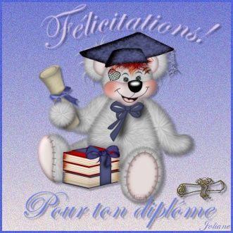 accepter des felicitations